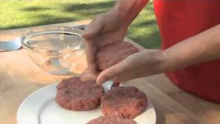 How To Grill Burgers Weber Grill Knowledge
