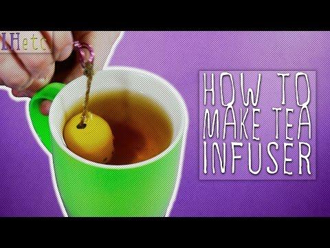 How to Make Tea Infuser