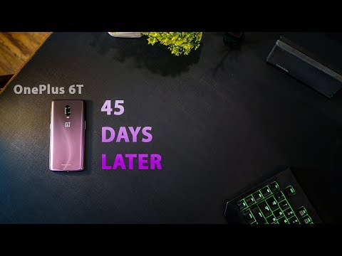 OnePlus 6T 45-DAYS-LATER Review - STILL INSANE!