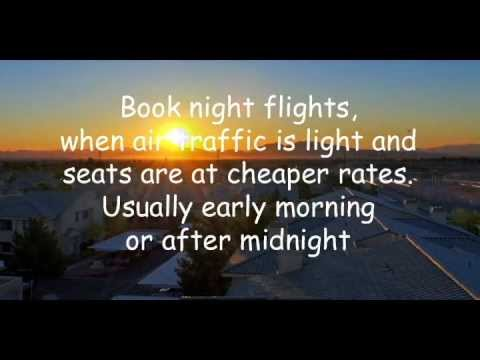 How to find the cheapest airfare
