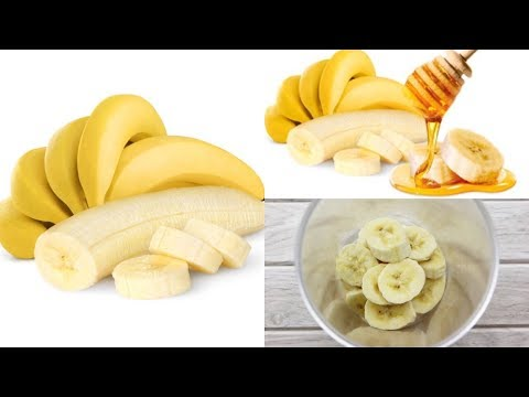 YOUR HAIR WILL GROW LIKE CRAZY- GROW HAIR Long, Thick & Healthy FAST! BANANA Hair Mask