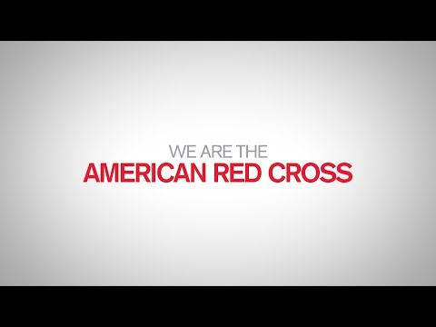 We are the American Red Cross