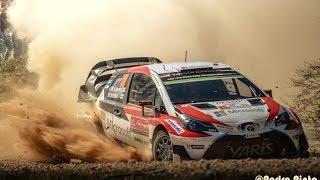 WRC Toyota Yaris Latvala Rally [Flat Out Pure Sound] Full HD