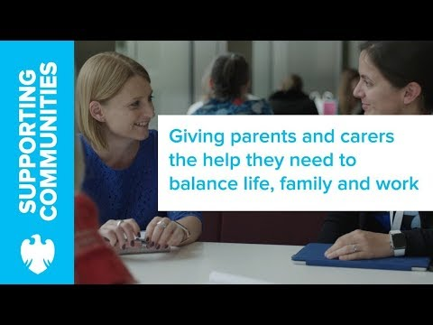 Supporting working families | Barclays