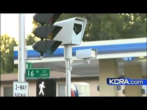 Sacramento Red-Light Camera Goes Live