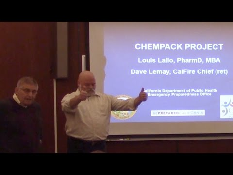 The CHEMPACK Project
