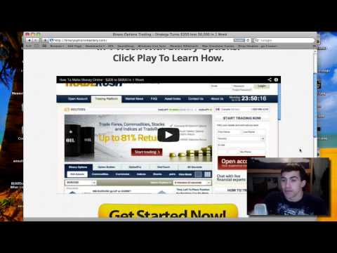 Is Making Money Online With Binary Options Possible?