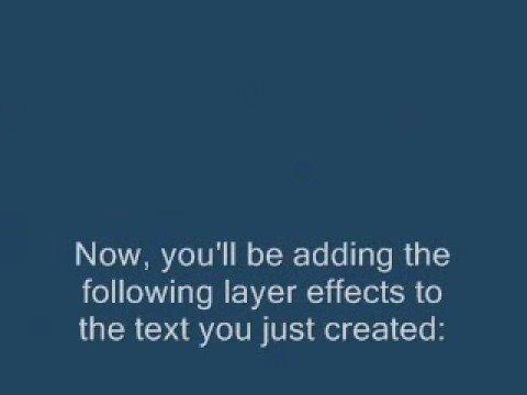Creating Golden Text