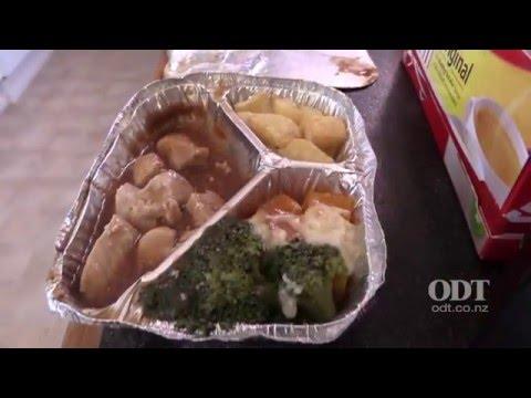 Dunedin meals on wheels