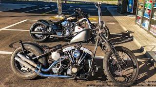 Harley-Davidson FXSB Breakout Chrom Custom (Manabu Suematsu