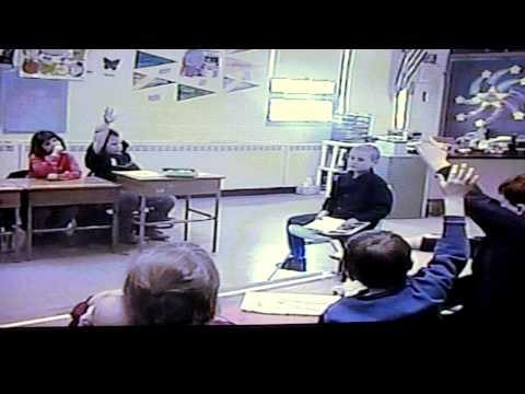 Jeffrey Teaching First Grade