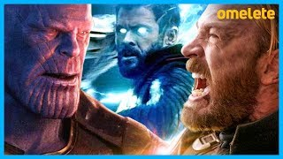 10 Melhores Momentos De Vingadores: Guerra Infinita