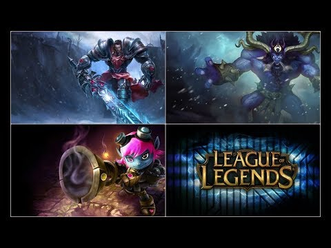 ITA Free Champs on League Of Legends