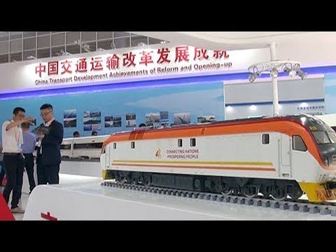 14th International exhibition on transport technology and equipment opens in Beijing