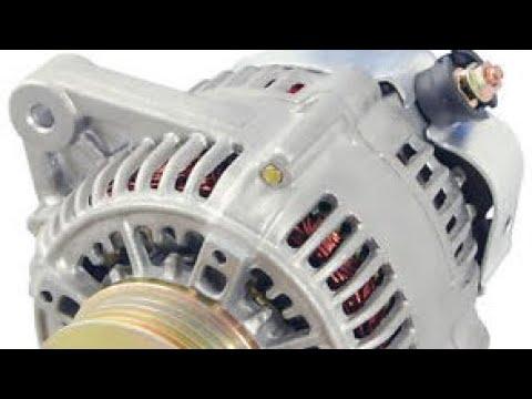97 HONDA ACCORD how to replace the alternator