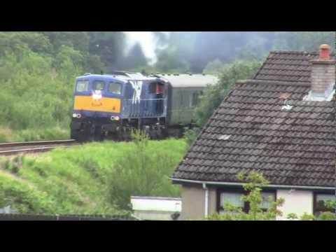 Portrush Train 001