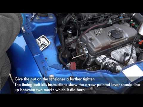 Peugeot 106 Timing Belt Replacement