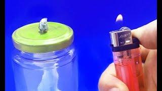 4 Amazing Life Hacks with Jars
