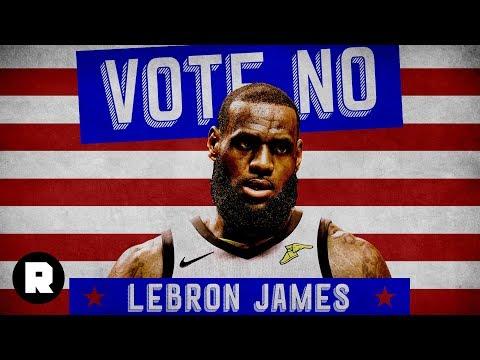 Vote NO for LeBron James   2018 NBA MVP Attack Ads   The Ringer