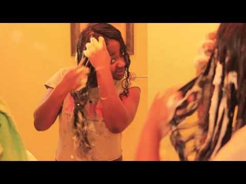 How to wash Brazilian Hair Extensions ft. Wowafrican Brazilian hair