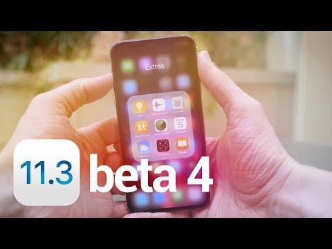 iOS 11.3 Beta 4: What's New?