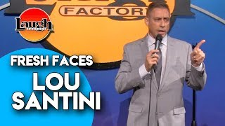 Lou Santini | Fresh Faces | Laugh Factory Stand Up Comedy