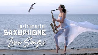 Romantic Relaxing Saxophone Music - Best Saxophone Instrumental Love Songs - Soft Background Music