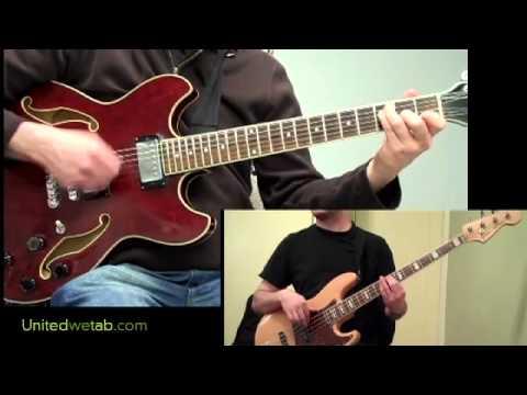 Metric - Gold, Guns, Girls Guitar Cover