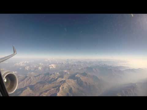 [HD] American Airlines B767 Landing in Milan Malpensa Airport MXP/LIMC