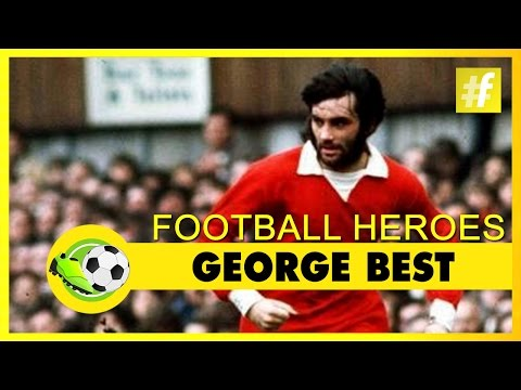 George Best | Football Heroes | Full Documentary