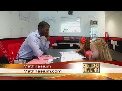 Help improve your child's math skills