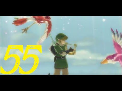 (055) Zelda: Skyward Sword 100% Walkthrough - Too Strong...