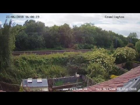 Railcam Cam of the Week - Peterborough Cam 1-Railworld