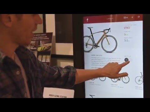 Specialized Rider Sizing Station