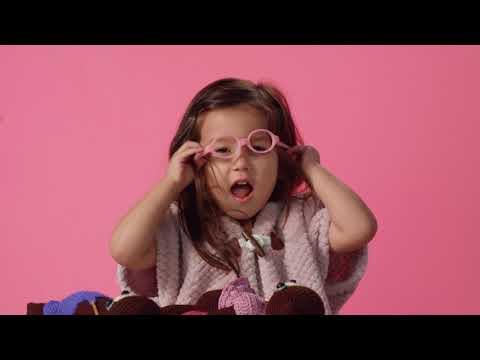 Zenni Kids' Flexible Frames - Designed for serious play!