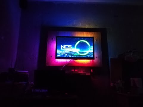 Amazing Led tv lighting