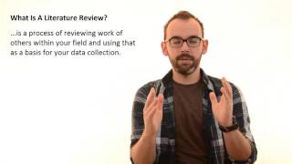 Doing Research Episode 3: Research Gaps and Literature Review