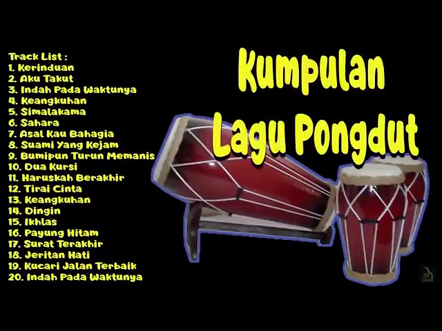KUMPULAN LAGU DANGDUT KOPLO PANGGUNG MP3 PALING ENAK 2020