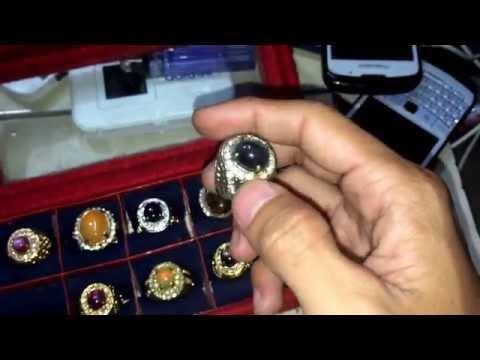 Koleksi Berbagai Jenis Nama Batu Cincin