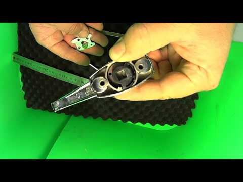Changing T handle spindle length
