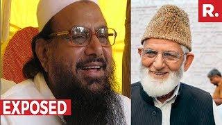 Geelani in India = Hafiz Saeed in Pakistan?