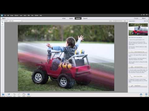Get Started with Photoshop Elements 14