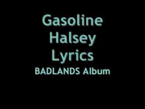 Halsey Gasoline Lyrics