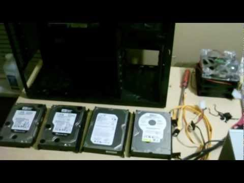 Home Storage PC Upgrade Ideas