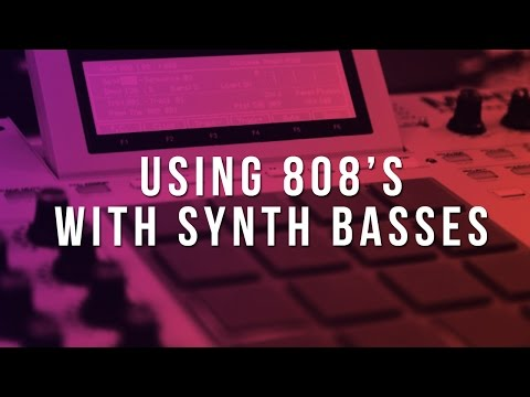 How To Use 808's With a Synth Bass (FL Studio Tutorial)