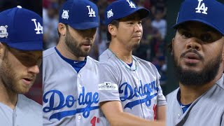 LAD@ARI Gm3: Dodgers bullpen tosses four scoreless