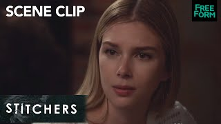 Stitchers | Season 3, Episode 3: Camsten Has A Fight | Freeform