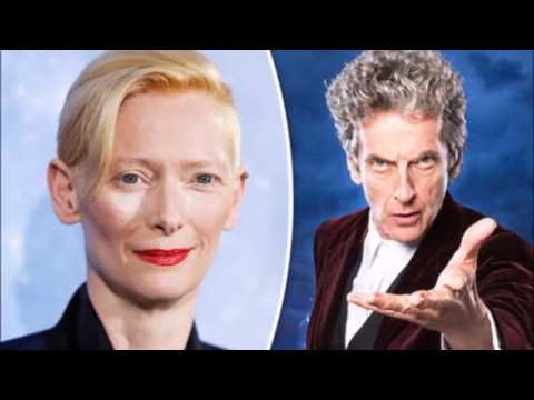 Tilda Swinton, Time Lord? The candidates to take over from Peter Capaldi