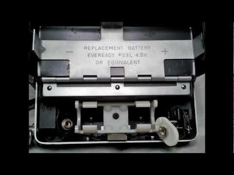 Polaroid 4.5v Battery Alternative