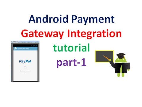 Android Payment Gateway Tutorial:part1 | ShoutCafe.com